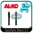 Volvo S80 Series I TS XY Sedan Rear Shock Absorbers