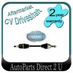 Mazda 323 BG Left CV Drive Shaft