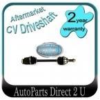 Mazda 323 1.6L DOHC Right CV Drive Shaft