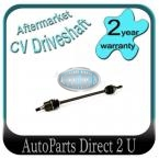 Hyundai Sonata Y2 I 2.4L Left CV Drive Shaft