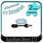 Mazda MPV 2.5L Right CV Drive Shaft