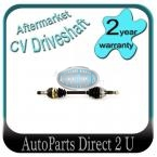 Daewoo Lacetti Manual Left CV Drive Shaft