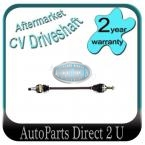 Daewoo Lacetti Manual Right CV Drive Shaft