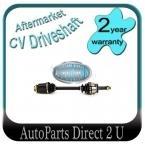 Hyundai Tiburon 2.7L Right CV Drive Shaft