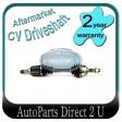 Nissan X-Trail T30 Manual Left CV Drive Shaft