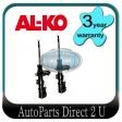 Volvo S60 2WD & AWD Sedan Front Shock Absorbers