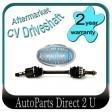 Kia Mentor 1.5L Manual Left CV Drive Shaft