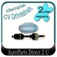Daewoo Cielo GL 4SP Right CV Drive Shaft