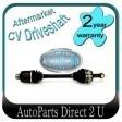 Honda CRV RD1 2.0L Auto & Manual Left CV Drive Shaft