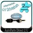 Daewoo Cielo GLX 4SP Right CV Drive Shaft