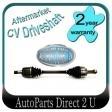 Honda Accord CM 2.4ltr Manual Left CV Drive Shaft