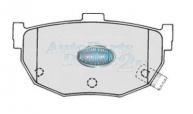 Hyundai Tiburon 2.0L 2.7L Rear Brake Pads