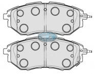 Outback Front Brake Pads