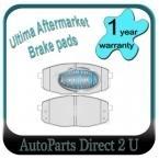 Hyundai I30 Front Brake Pads