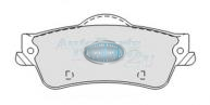 Commodore VE Rear Brake Pads