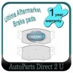 Hyundai I20 Front Brake Pads