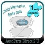 Hyundai I45 2.4ltr Front Brake Pads