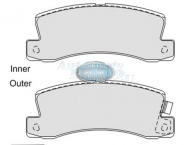 Celica Rear Brake Pads