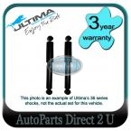Mitsubishi Pajero NA-NJ Rear Ultima Shocks