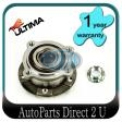 BMW X5 E70 Front Wheel Hub with Bearing