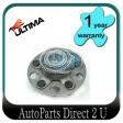 Honda Integra DC5 Type R ABS Rear Hub with Bearing