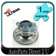 Toyota Camry ACV40 AHV40 Non ABS Rear Hub with Bearing