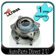 Kia Sorento Turbo Diesel AWD ABS Rear Hub with Bearing
