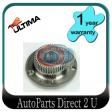 Volkswagen Polo 4Studs AHW Non ABS Rear Hub with Bearing