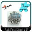 Hyundai i30 1.6L 2.0L Rear Hub with Bearing