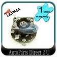 Mazda 2 DE Rear Hub with Bearing