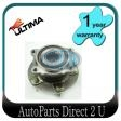 Mitsubishi Delica D5 ABS Rear Hub with Bearing