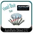 Nissan Tiida Head Bolt Set