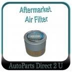 Holden Rodeo Diesel Air Filter