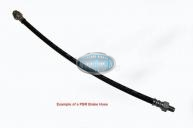 323 BD LHS or RHS Rear Brake Hose