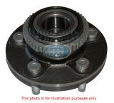 Toyota Echo without ABS Rear Wheel Hub with Bearing