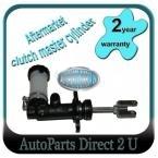 Jackaroo 4JB1 Clutch Master Cylinder