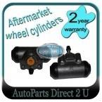 T18 TE72 Rear Wheel Cylinders