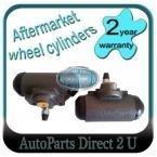 Tarago Rear Wheel Cylinders