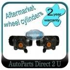 Apollo JM Rear Wheel Cylinders