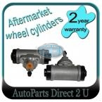 Navara D21 4WD TD27 Rear Wheel Cylinders