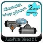 Nissan Pathfinder R50 2WD Rear Wheel Cylinders