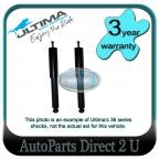 Toyota Yaris Rear Ultima Shocks