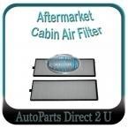 Hyundai Getz TB Cabin Filter