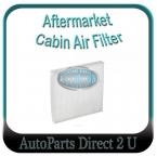 Honda Accord CM6 Cabin Filter