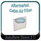 Nissan Patrol GU IV VI Cabin Filter