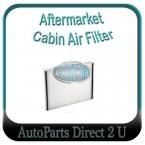 Holden Astra TS Cabin Filter
