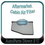 Volkswagen Caddy Maxi Van 2KN Cabin Filter