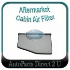 Volkswagen Caddy Maxi Life Wagon TDI250 Cabin Filter