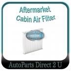 Subaru Impreza GGE incl WRX-TR Cabin Filter