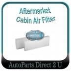 Nissan Navara D40 (some) Cabin Filter